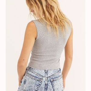 Free People Tops - Free People Muscle Tank NWOT